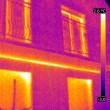 fot.3. Mostek termiczny przy płycie balkonowej (Lwówek Śląski)