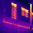 fot.4. Mostek termiczny przy płycie balkonowej (Lwówek Śląski)